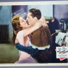 WIFE, HUSBAND & FRIEND Loretta Young '39 Lobby Card