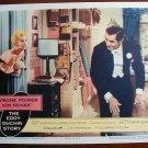 AB12 EDDY DUCHIN STORY Tyrone Power/Novak orig '56 LC