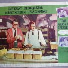 AD14 GRASS IS GREENER Cary Grant orig 1961 lobby card