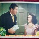 AE21 KATHLEEN Shirley Temple orig '41 lobby card