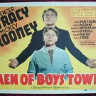 AF29 MEN OF BOYS TOWN Spencer Tracy/Rooney '41 GREAT TC