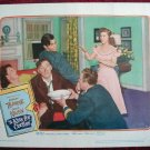 AG24 A KISS FOR CORLISS Shirley Temple orig '49 LC