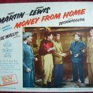 AH27 MONEY FROM HOME Jerry Lewis/Dean Martin '54 LC