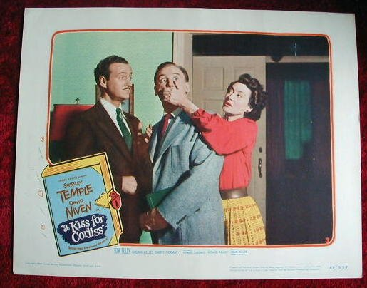 AI20 A KISS FOR CORLISS S David Niven  '49 LC