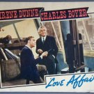 AM24 LOVE AFFAIR Charles Boyer original 1939 lobby card