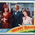AO29 MELODY RANCH Ann Miller original '40 lobby card