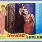 AP07 BRONZE VENUS Lena Horne VERY RARE '43 orig LC