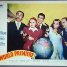 AQ54 WORLD PREMIERE John Barrymore/Frances Farmer 41 LC