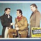 AW16 FIGHTING KENTUCKIAN John Wayne Orig '49 LOBBY CARD