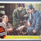 AX42 Somewhere I'll Find You CLARK GABLE 42 Lobby Card
