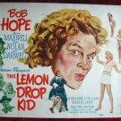 AJ31 LEMON DROP KID Bob Hope/Fred Mertz orig '51 TC