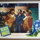 DL08 Black Magic ORSON WELLS Original 1949 Lobby Card
