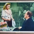 DN18 Don Juan Quilligan JOAN BLONDELL/BENDIX Lobby Card
