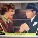 DO50 Unholy Partners EDWARD G ROBINSON c/u orig '41 LC