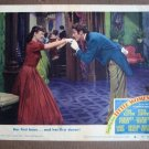 DR25 Little Women PETER LAWFORD/JUNE ALLYSON Lobby Card