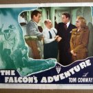 DW19 Falcon's Adventure TOM CONWAY 1946 Lobby Card