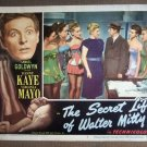 DY37 Secret Life Of Walter Mitty DANNY KAYE Lobby Card