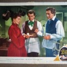 DY41 Song Of Love KATHARINE HEPBURN 1947 Lobby Card