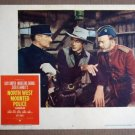 EA33 North West Mounted Police GARY COOPER Lobby Card