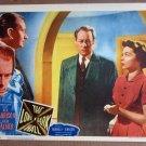 DO33 LONG DARK HALL Rex Harrison FABULOUS mint '51 LC