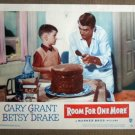 DV33 Room For One More CARY GRANT 1952 Lobby Card
