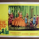 DJ20 King & I DEBORAH KERR 65R terrific LC