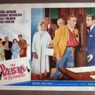 DY34 Pleasure Of His Co FRED ASTAIRE/HUNTER Lobby Card