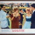 EB24 Lolita SHELLEY WINTERS/SUE LYON/J MASON Lobby Card