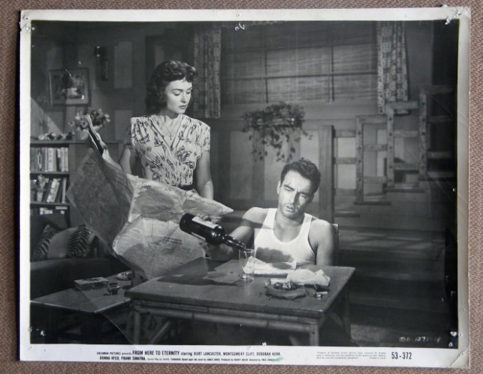 DN1 From Here To Eternity MONTGOMERY CLIFT Studio Still