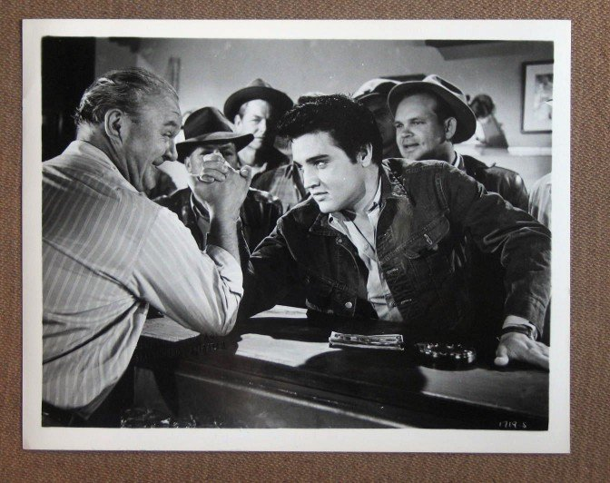 DQ01 Jailhouse Rock ELVIS PRESLEY Original Studio Still