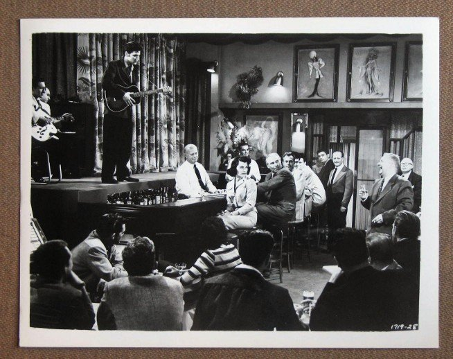 DQ03 Jailhouse Rock ELVIS PRESLEY Original Studio Still