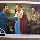 CU19 Hucksters CLARK GABLE/KEENAN WYNN 1947 Lobby Card