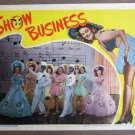 CY36 Show Business EDDIT CANTOR/MURPHY orig '44 LC