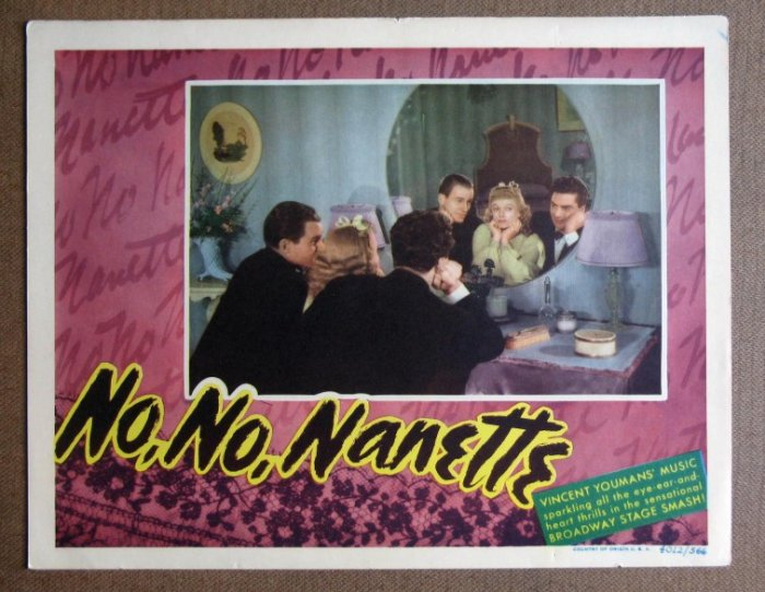CZ30 No No Nanette VICTOR MATURE/NEAGLE mint '40 LC
