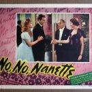 CZ31 NO NO NANETTE Neagle/Carlson/Broderick '40 LC