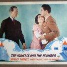 DD33 Princess & Plumber MAUREEN O'SULLIVAN Lobby Card