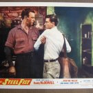 CW37 Steel Fist RODDY McDOWALL Orig 1952  Lobby Card