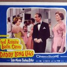 CZ13 Daddy Long Legs FRED ASTAIRE Orig 1955 Lobby Card