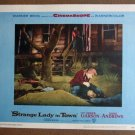DB35 Strange Lady In Town GREER GARSON 1955 mint LC