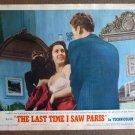 DC20 Last Time I Saw Paris ELIZABETH TAYLOR orig '54 LC