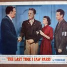 DF31 Last Time I Saw Paris DONNA REED 1954 Lobby Card