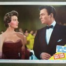 DI10 East Side, West Side AVA GARDNER/JAMES MASON Lobby Card