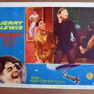 CX46 Visit To Small Planet JERRY LEWIS '60 mint orig LC
