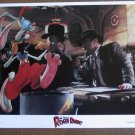 DF55 Who Framed Roger Rabbit WALT DISNEY '88 Lobby Card