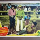 EC15 Heart Of Rio Grande GENE AUTRY 1942 Lobby Card