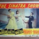 EC17 Higher & Higher FRANK SINATRA 1943 Lobby Card