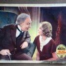 EC21 Last Gentleman GEORGE ARLISS 1934 Lobby Card