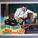 EC25 Men In Her Life LORETTA YOUNG/C VEIDT Lobby Card