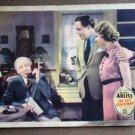 ED26 Last Gentleman GEORGE ARLISS 1934 Lobby Card