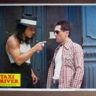 EE17 Taxi Driver ROBERT DeNIRO/HARVEY KEITEL Lobby Card